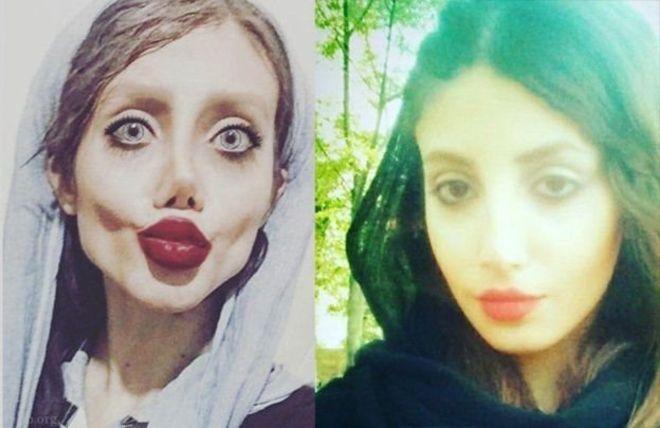 Səhər Tabar: İranlı Instagram ulduzu küfr ittihamı ilə tutulub