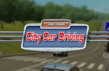 City Car Driving 1.5.8 (YENİ) Tam versiya