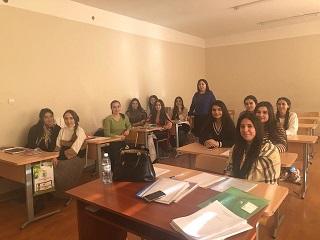 Azərbaycan Kooperasiya universitet həyatinin ilk günü