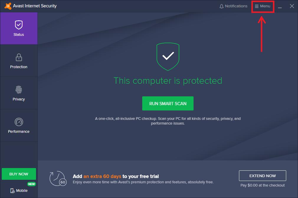 Avast Internet Security 19.8.2393 (Build 19.8.4793)