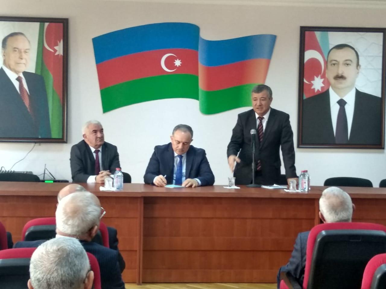 Azərbaycan Texniki Universitetinin nəzdində Bakı Texniki Kollecinin yeni direktoru təyin olundu.