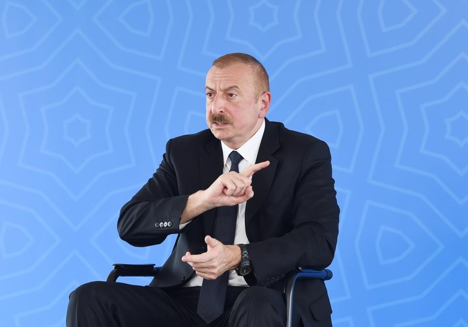 Prezidentin məmurlara qarşı hədsiz humanizm və səbri geridə qalıb