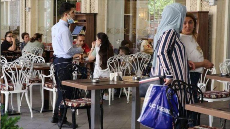 Kafe və restoranların fəaliyyətinə izacə verildi: ancaq məhdudiyyətlər var