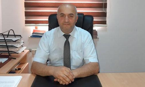 Avtomobil Nəqliyyatı şöbəsinin müdiri-Qədirov Abuzər Dəmir oğlu