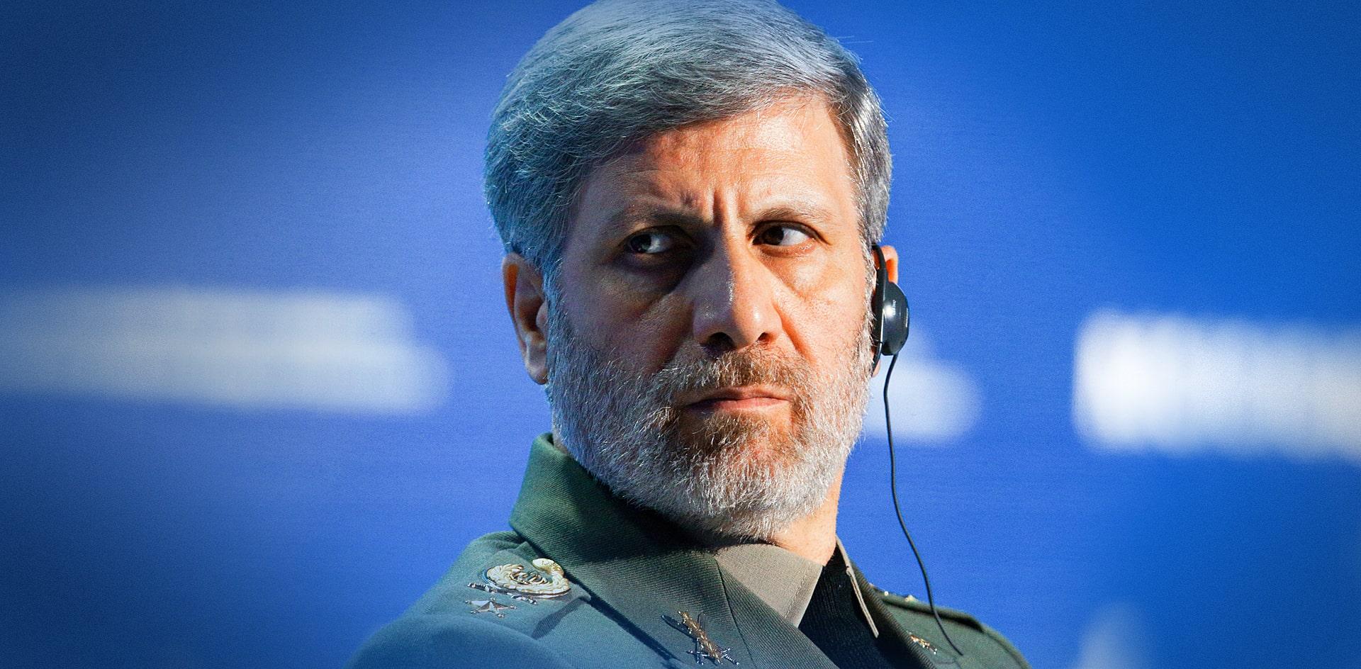 Амир Хатами: «Иран стремится активизировать военное сотрудничество с Россией»