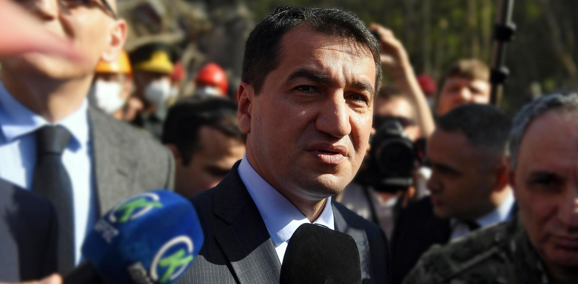 Помощник президента Азербайджана: «Народ с недоверием относится к мирному урегулированию»
