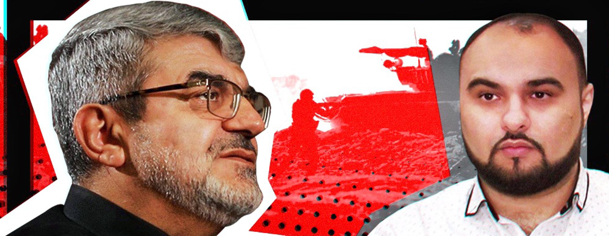 Генерал КСИР заявил о готовности Ирана воевать с террористами в Карабахе