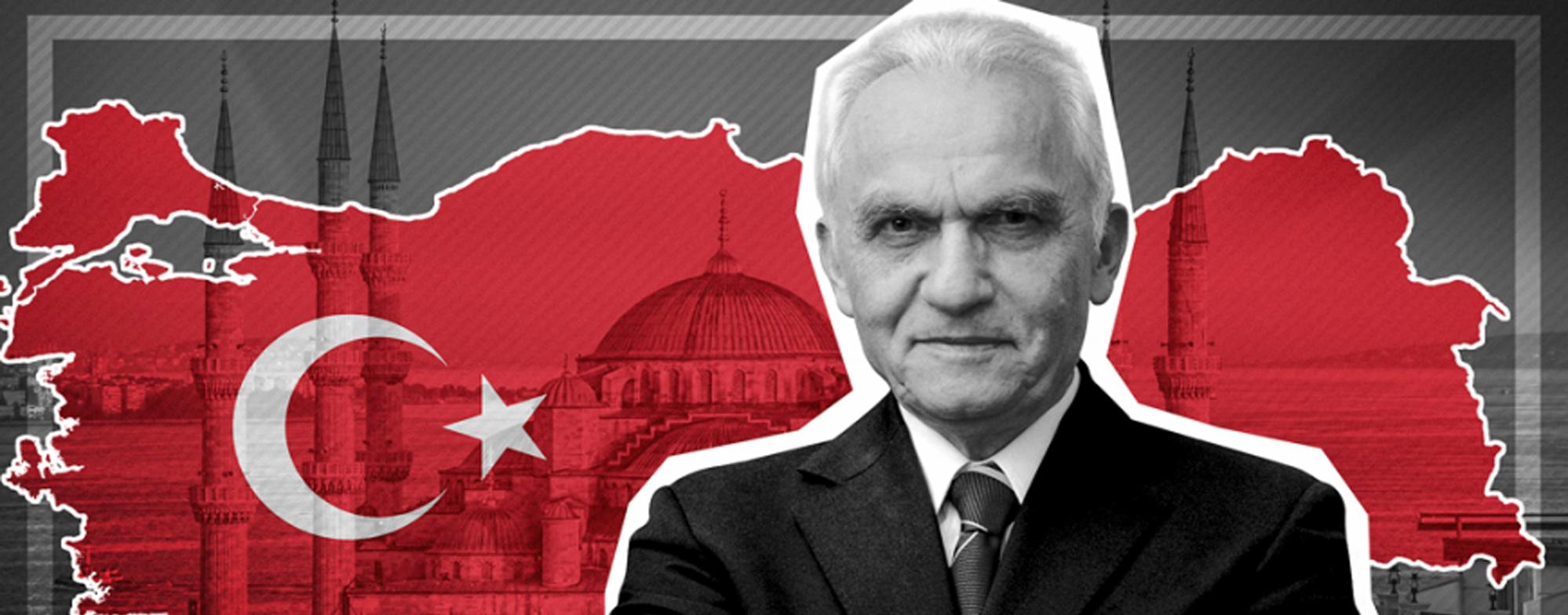 В Турции призвали Эрдогана признать Крым российским
