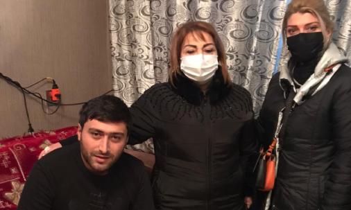 YAP Nizami rayon təşkilatının  təşkil  etdiyi  tədbirdə Bakı Texniki Kolleci  də iştirak  edirdi.Onlar qazilərimizi ziyarət  etdilər