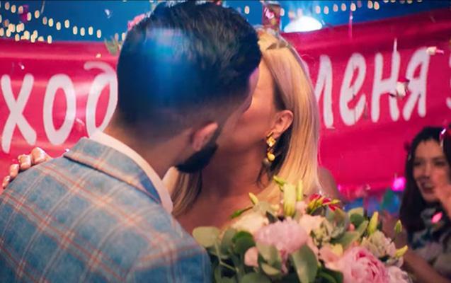 Azərbaycanlıdan rus müğənniyə - Evlilik təklifi