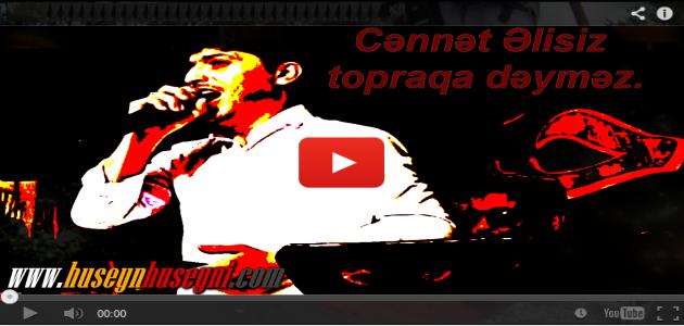 Cənnətdə Əlisiz bir ovuc torpağa dəyməz.Toy HD 2017