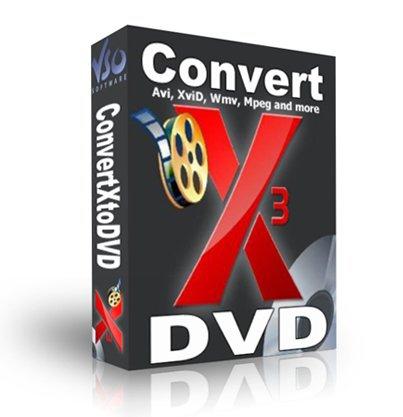 VSO ConvertXtoDVD v5.2.0.64 FULL
