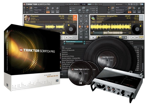 Native Instruments Traktor Pro v2 2.8.0 Full