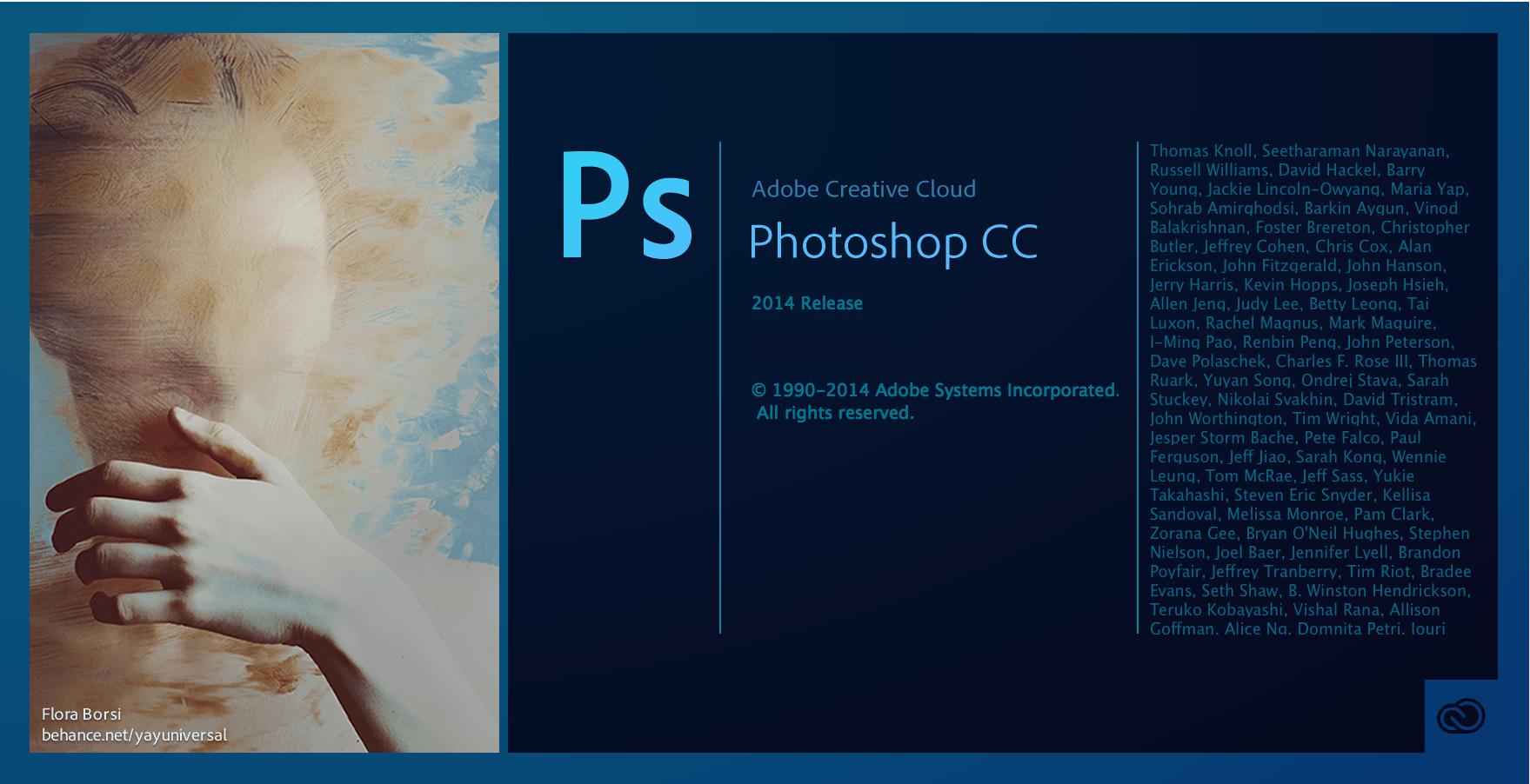 Adobe Photoshop CC 2015.0.0 - x86/x64 Full