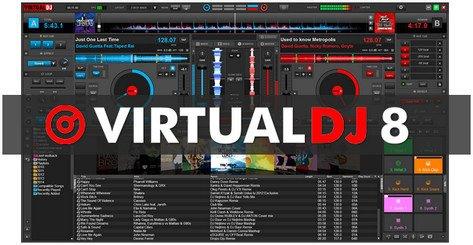 Atomix Virtual DJ Pro 8.0.2345 + Sound effects