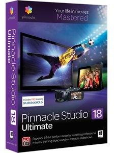 Pinnacle Studio Ultimate 18.6.0 Full