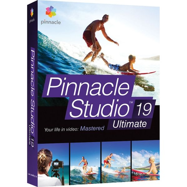 Pinnacle Studio Ultimate v19.0.1 x86-x64 Full
