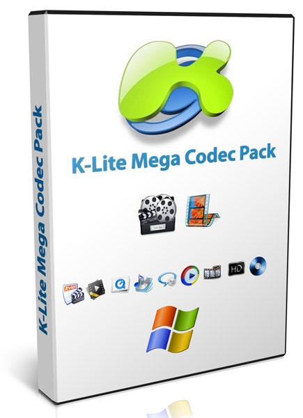 K-Lite Codec Pack 1175 Mega