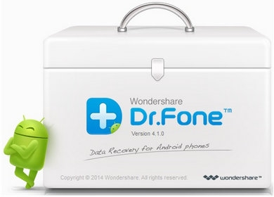 Wondershare Dr.Fone for Android 5.7.0.9 Full