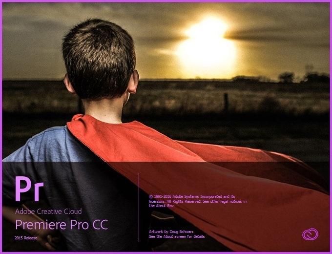 Adobe Premiere Pro CC 2015 (v9.2.0) RUS-ENG