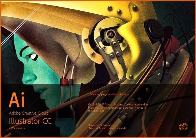 Adobe Illustrator CC 2015 (v19.2.0) RUS/ENG x86-x64