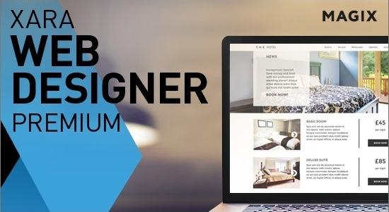 Xara Web Designer Premium v12.0.1.45229