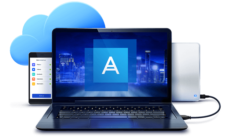 Acronis True Image 2017 20.0 Build 8029 + Bootable ISO
