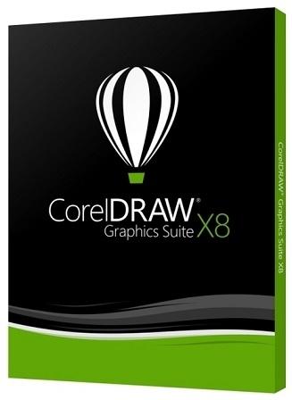 Corel Draw Graphics Suite X8 18.0.0.450
