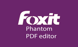 Foxit PhantomPDF Business 8.2.1.6871