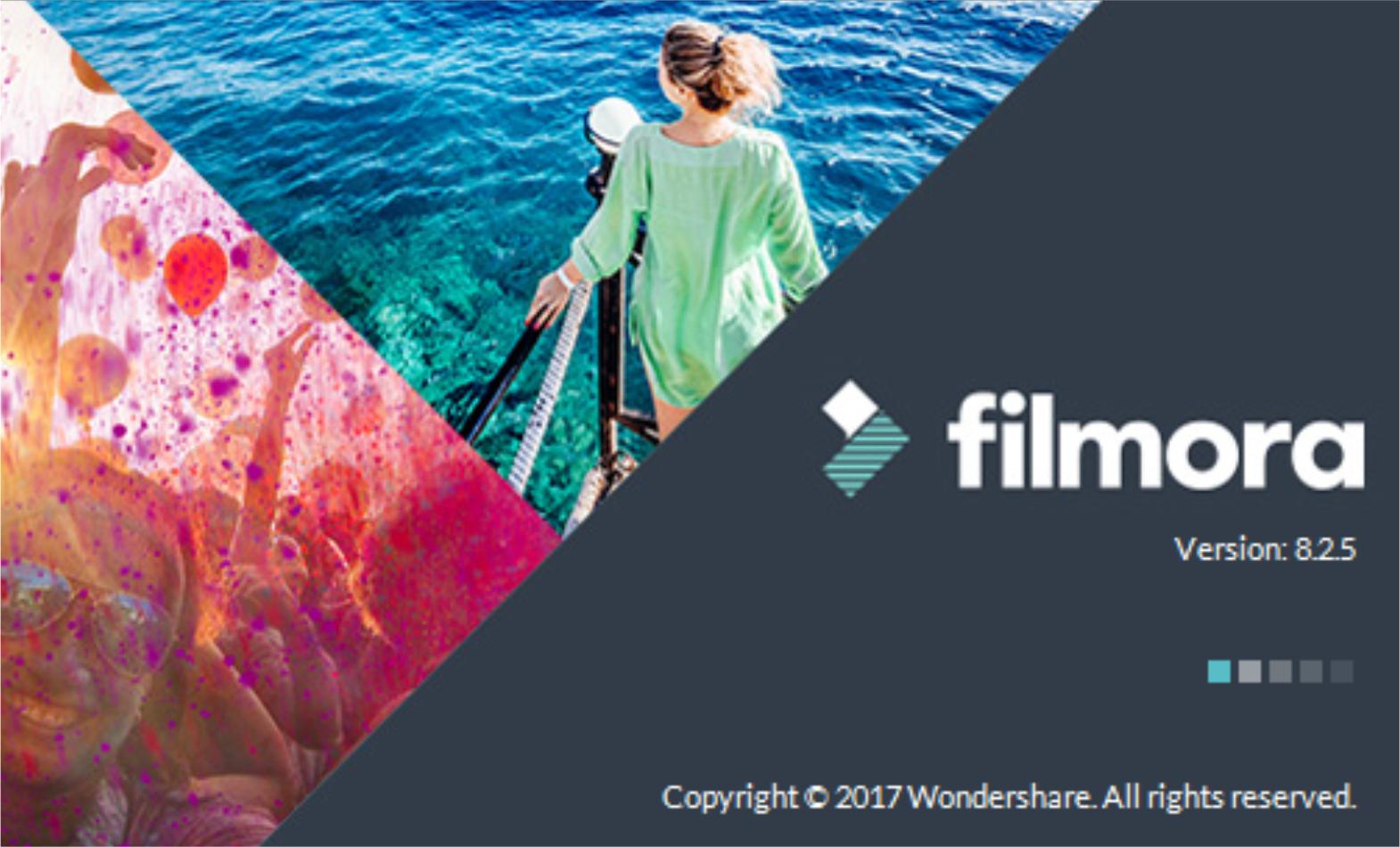 Wondershare Filmora 8.2.5.1 x64