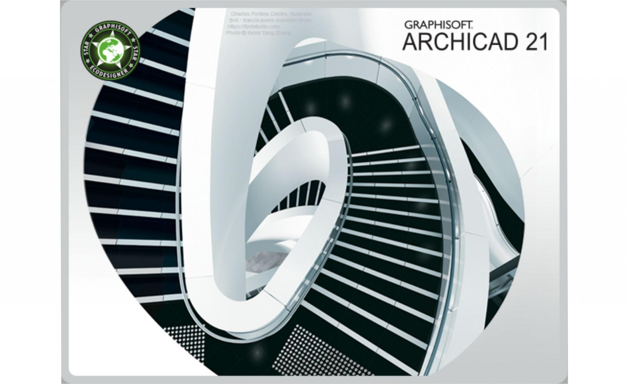 ArchiCAD 21 Build 3010 x64 RUS [Parts]